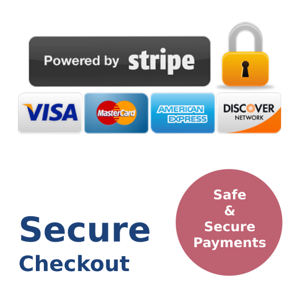 Liberty Health Check - Secure Checkout. Safe and Secure Payments