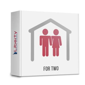 Intolerance Test for Two (2 x 800+ sensitivities) from Liberty Health Check